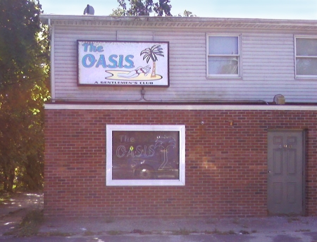 The Oasis — A Club for Men who Love Footless Women
